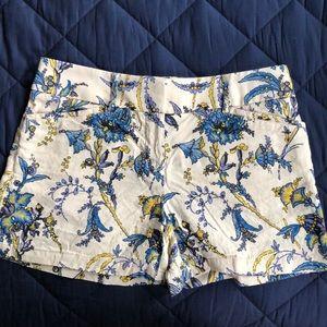 LOFT Riviera Shorts - Size 0